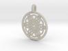 Pasiphae pendant 3d printed