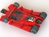 888sr optional ballast tuning weight 3d printed Installed in Spec Racer Chassis