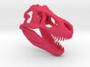 Tyrannosaurus Dinosaur Skull - T-Rex Skull 1:40 3d printed