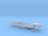 0014 TT Gauge 1:120 Dampfkran DEMAG Geradausleger 3d printed