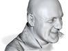 AndreKuipers zonder schouders 4mm dik 3d printed