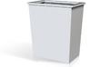 HTLA Recycling Bin 5% 3d printed