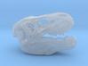 Tyrannosaurus rex skull - 40mm 3d printed