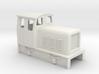 009 slightly chunky diesel loco 3d printed