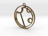 Alyssa - Necklace 3d printed