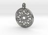 Megaclite pendant 3d printed