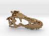Tarbosaurus Skull 30mm 3d printed