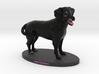 Custom Dog Figurine - Beebers 3d printed
