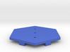 Shallow Sea Tile 3d printed
