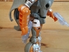 Rattrap's Really Ratlike Teeth 3d printed In robot mode, the new teeth barely change the rat-mode head's position. (Original Toy Not Included)