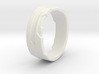 Ring Size S 3d printed