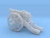 Mini Cannon Detailed   3d printed