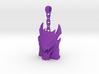 Braum - Dragonslayer Keychain - 49mm 3d printed