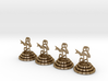 Chess set of Egypt(P) 3d printed