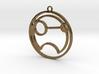 Tina - Necklace 3d printed
