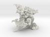 OrnaMENTAL Fractal Sculpture 3d printed