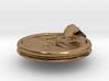 Azophiaios pendant seal 3d printed