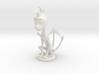 Creature - Thin Dragon 3d printed