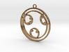 Kyla - Necklace 3d printed