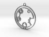 Caroline - Necklace 3d printed