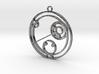 Callie / Kallie - Necklace 3d printed