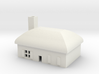 1/600 Village House 4 3d printed