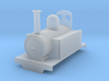 O9 Heywood 0-6-0T - For Graham Farish Chassis 3d printed