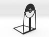Pokeball BookStand 3d printed