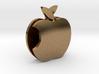 Apple Pendant keychain 3d printed