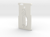 Iphone 6 case (with integrated stand) 3d printed