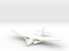 Farman F.220 (222)  (1/600 Scale) Qty. 1- France 3d printed