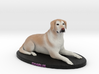 Custom Dog Figurine - Charlie 3d printed