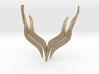 V6 Necklace Pendant 3d printed