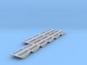N Scale Aluminator Tubs 5 Pack 3d printed