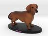 Custom Dog Figurine - Riley 3d printed