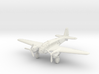 Caproni Ca.313 6mm 1/285 3d printed