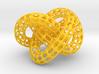 Web Desktoy w/trapped balls inside 3d printed