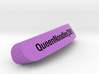 QueenNoodles[2NE1] Nameplate for SteelSeries Rival 3d printed