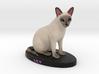 Custom Cat Figurine - Lily 3d printed