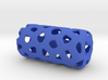 HOLLOW VORONOI Bead For jewelry Making. 3d printed