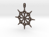 SPHERICAL FOCUS Designer Jewelry Pendant  3d printed