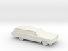 1/87 1967 Chrysler Town And Country 3d printed