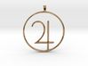 JUPITER Planet symbolism Jewelry Pendant 3d printed