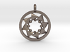 CIRCULAR Motion Designer Jewelry Pendant 3d printed
