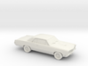 1/87 1965 Pontiac GTO 3d printed