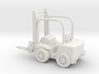 Forklift 1/29 scale 3d printed