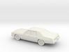 1/87 1974 Dodge Monaco 3d printed