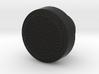 Toyota Radio Knob (inner) - High Polygon 3d printed