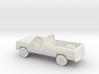 1/87 1991 Dodge Ram Single Cab 3d printed