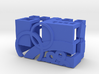 Crank Case Top _ Part1of3 _ by Dallas Good 3d printed